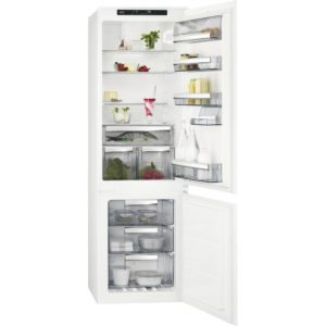 AEG SCS8180ETS 177cm Integrated 70/30 Frost Free Fridge Freezer