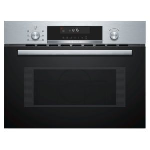 Bosch CMA585MS0B Serie 6 Compact Oven With Microwave For Tall Housing - STAINLESS STEEL