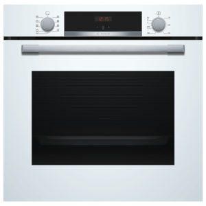 Bosch HBS534BW0B 60cm Serie 4 Single Oven – WHITE