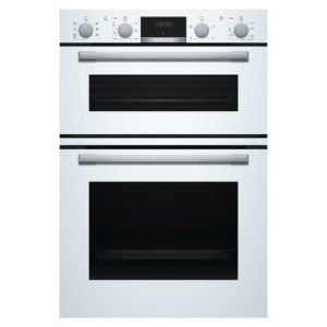 Bosch MBS533BW0B Built In Serie 4 Double Oven – WHITE