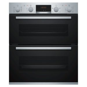 Bosch NBS533BS0B Built Under Serie 4 Double Oven – STAINLESS STEEL