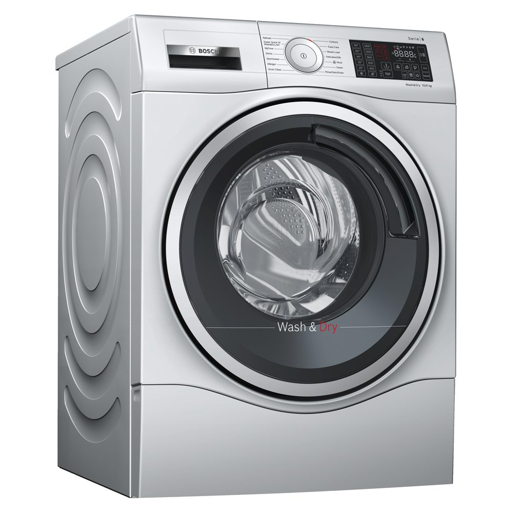 Bosch Wdu28568gb 10kg Serie 6 Washer Dryer Appliance City