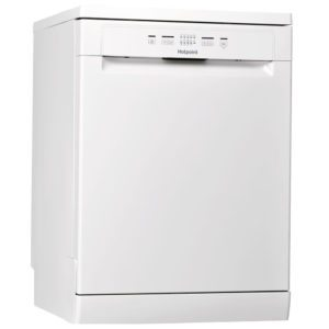 Hotpoint HFC2B19UK 60cm Freestanding Dishwasher - WHITE