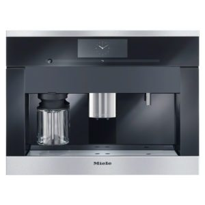 Miele CVA6805CLST PureLine M-Touch Plumbed In Coffee Machine – STAINLESS STEEL