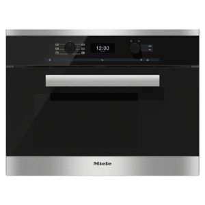 Miele DG6400CLST PureLine Built In Steam Oven – STAINLESS STEEL