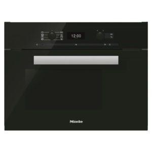 Miele DGC6400OBBL PureLine Steam Combination Oven – BLACK