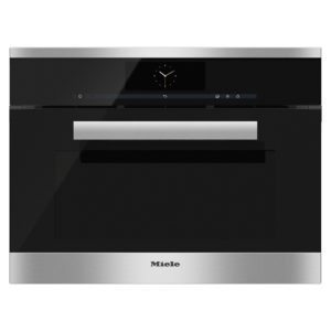 Miele DGC6800CLST PureLine M-Touch Steam Combination Oven – STAINLESS STEEL