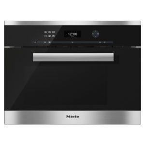 Miele DGM6401CLST PureLine Built In Steam Oven & Microwave – STAINLESS STEEL