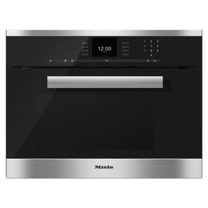 Miele DGM6600CLST PureLine Built In Steam Oven & Microwave – STAINLESS STEEL