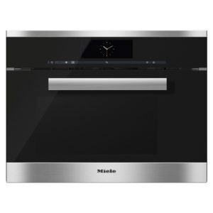 Miele DGM6800CLST PureLine M-Touch Steam Oven & Microwave – STAINLESS STEEL