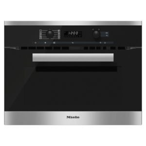 Miele H6200BMCLST PureLine Combination Microwave - STAINLESS STEEL