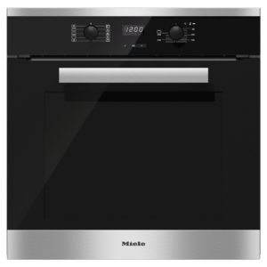 Miele H2661BP-1CLST PureLine Built In Pyrolytic Oven – STAINLESS STEEL