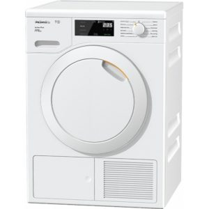 Miele TCE520WP 8kg T1 Heat Pump Condenser Tumble Dryer - WHITE