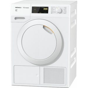 Miele TDB230 7kg T1 Classic Heat Pump Condenser Tumble Dryer - WHITE