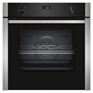 Neff B4ACF1AN0B N50 CircoTherm Single Oven SlideAway Door – STAINLESS STEEL