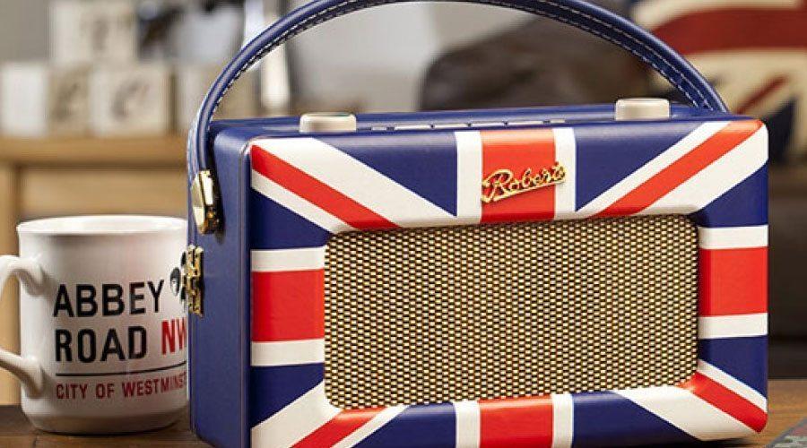 FREE Union Jack Roberts Revival DAB Radio Worth £200!