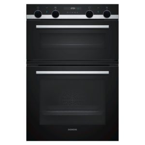 Siemens MB535A0S0B IQ-500 Built In Multifunction Double Oven – STAINLESS STEEL