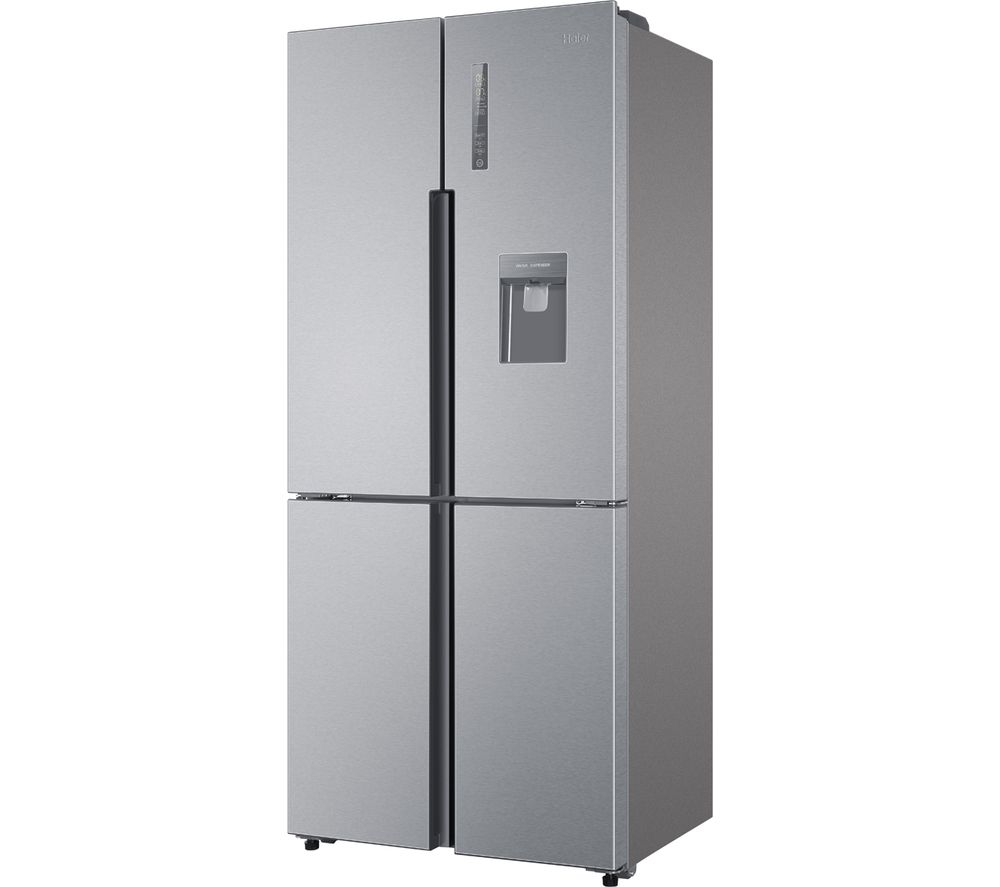 Haier HTF-452WM7 American Style Four Door Fridge Freezer
