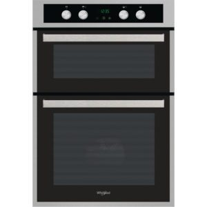 Whirlpool AKL309IX Built In Multifunction Double Oven – STAINLESS STEEL