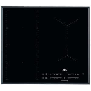 AEG IKE64471FB 60cm 4 Zone MaxiSense Induction Hob – BLACK
