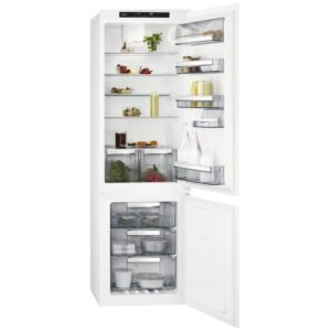 AEG SCE8181VTS 177cm Integrated 70/30 Frost Free Fridge Freezer