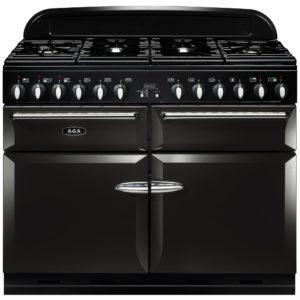 AGA Masterchef MENXSFPWT 110cm Dual Fuel Range Cooker – PEWTER