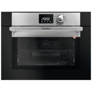De Dietrich DKE7220X DX0 Built In Microwave For Tall Housing – PLATINUM
