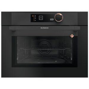 De Dietrich DKE7335A DX1 Built In Microwave For Tall Housing – BLACK