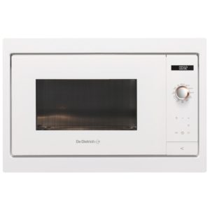 De Dietrich DME7121W Built In Microwave For Wall Unit - WHITE
