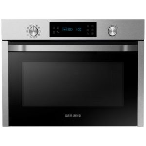 Samsung NQ50J3530BS Built In Combi Microwave For Tall Housing – STAINLESS STEEL