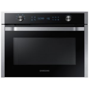 Samsung NQ50K5130BS Built In Microwave For Tall Housing - STAINLESS STEEL