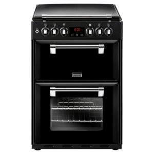 Stoves RICH600DFBLK 4723 60cm Richmond Dual Fuel Cooker – BLACK