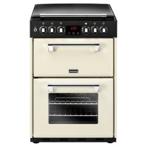 Stoves RICH600DFCRM 4722 60cm Richmond Dual Fuel Cooker – CREAM