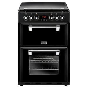 Stoves RICH600EBLK 4720 60cm Richmond Ceramic Cooker – BLACK