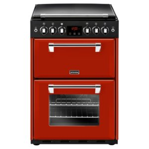 Stoves RICH600GJAL 4727 60cm Freestanding Gas Cooker - RED