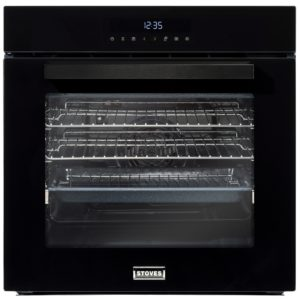 Stoves SEB602MFCBLK Built In Single Multifunction Oven - BLACK