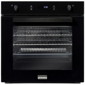 Stoves SEB602PYBLK 0037 Built In Pyrolytic Single Multifunction Oven - BLACK