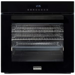 Stoves SEB602TCCBLK 0035 Built In Single Multifunction Oven - BLACK