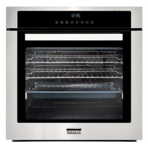 Stoves SEB602TCCSTA 0034 Built In Single Multifunction Oven - STAINLESS STEEL