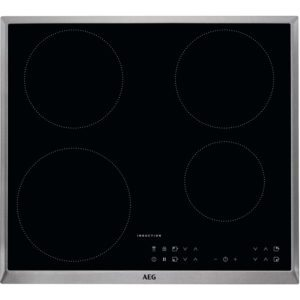 AEG IKB64301XB 60cm 4 Zone Induction Hob – STAINLESS STEEL