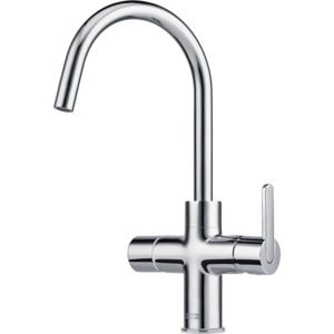 Franke MINERVA ELECTRONIC 4-In-1 Electronic Boiling Water Tap – CHROME