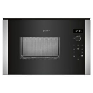 Neff HLAWD53N0B N50 Built In Microwave For Tall Housing – STAINLESS STEEL