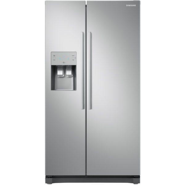 Samsung Rs50n3513sa American Fridge Freezer With Ice