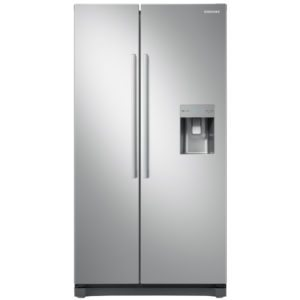 Samsung RS52N3313SA American Style RS3000 Fridge Freezer With Water Dispenser – SILVER