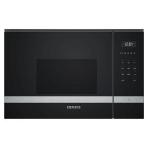 Siemens BF525LMS0B IQ-500 60cm Built In Microwave For Wall Unit – STAINLESS STEEL