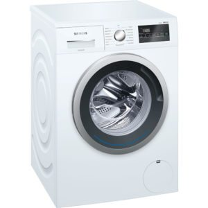 Siemens WM14N201GB 8kg IQ-300 Washing Machine 1400rpm - WHITE