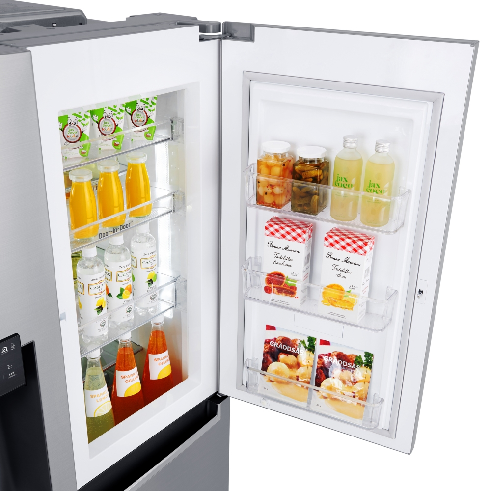 Lg Gsj761pzxv Non Plumbed Door In American Style Fridge Freezer Stainless Steel Dishwasher Lost All Power No Error Codes Leds Main Pcb Help 5