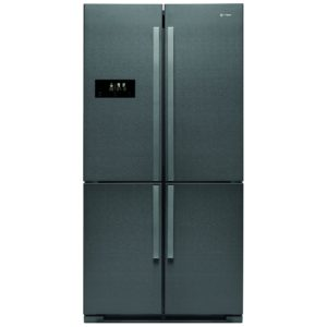 Caple CAFF45GM French Style 4 Door Fridge Freezer – GUNMETAL