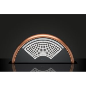 Caple DD925CO 82cm Downdraft Extractor - COPPER