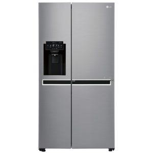 LG GSJ761PZXV Door In Door American Fridge Freezer Non Plumbed - STAINLESS STEEL
